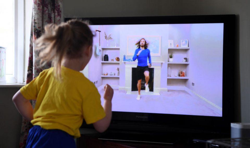Playstations and yoga mats: Online shopping surges amid UK lockdown