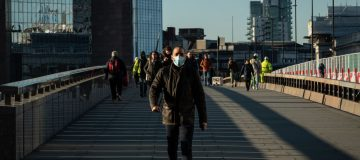 The UK Adjusts To Life Under The Coronavirus Pandemic