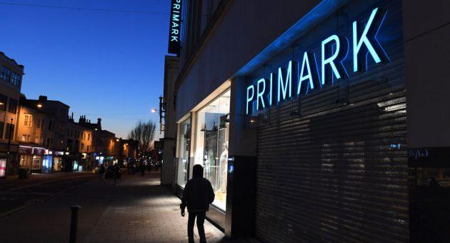 Primark bosses take 50 per cent pay cut over coronavirus
