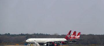 Coronavirus: Aerospace giants lobby for Virgin Atlantic rescue deal