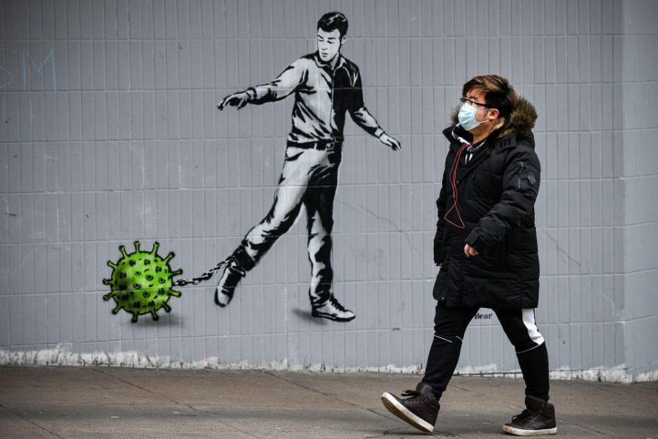 Cebr: UK output has plunged 30 per cent amid coronavirus