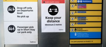 The chief executive of the UK's biggest airport has written to the government to call for it to introduce mass health screening at the country's airports as part of its response to the coronavirus pandemic.