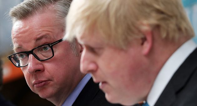 Gove says PM is 'not on a ventilator' in intensive care