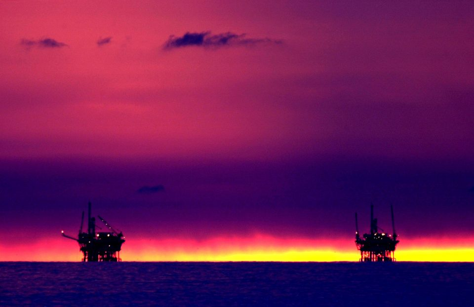Oil prices fell close to 2002 lows today as fears mounted of oversupply after the US ramped up production