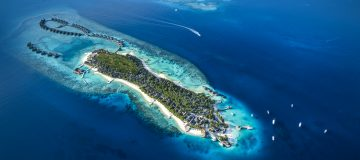 Indulging in a private sanctuary for absolute luxury in the Maldives