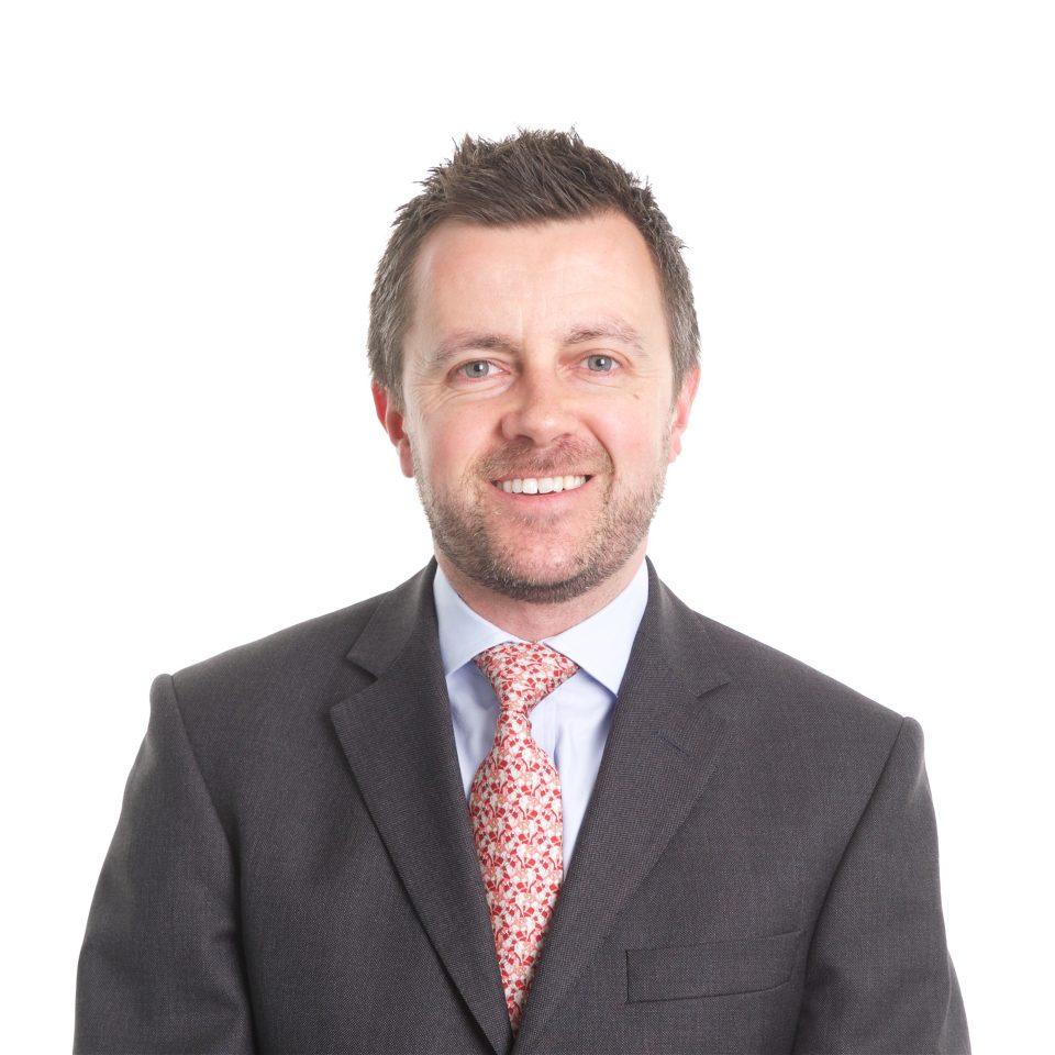 RSM chief executive Rob Donaldson