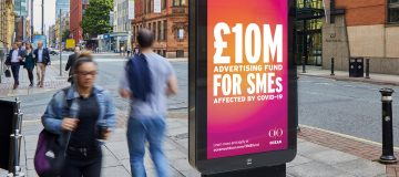 Ocean Outdoor launches £10m media fund for virus-hit firms