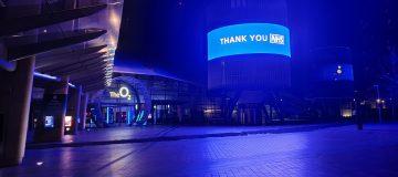 O2 Arena stood down as NHS Nightingale training facility