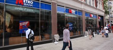 A New High Street Bank Is Launched In Holborn