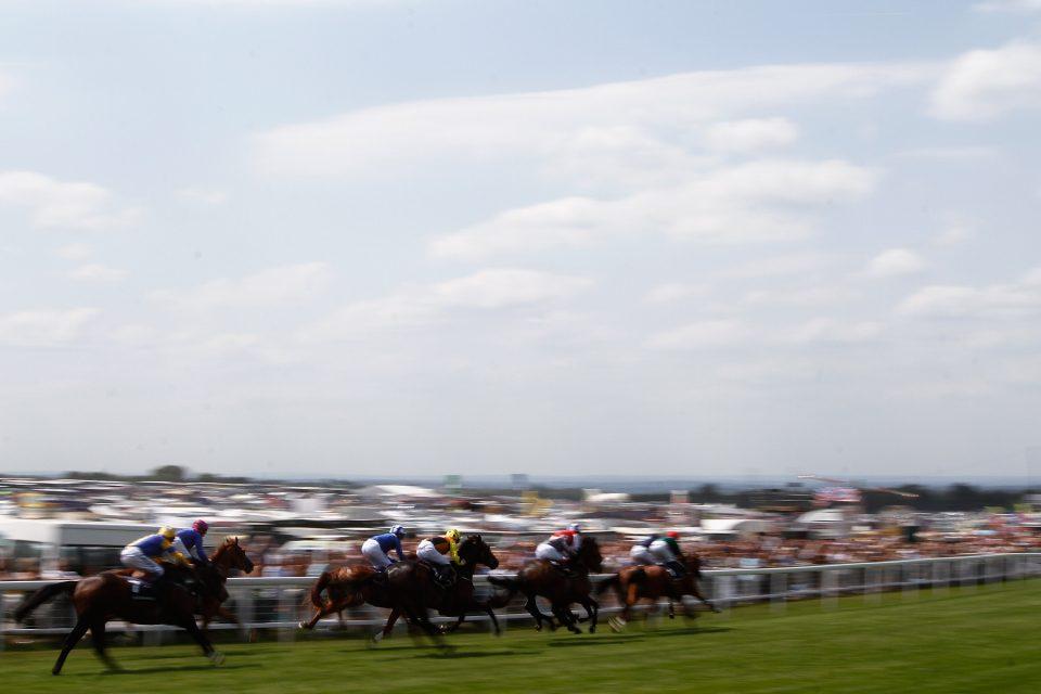 Epsom Races - The Derby Festival