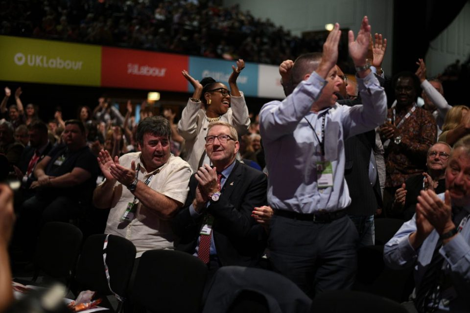 The 2019 Labour Party Conference - Day 3