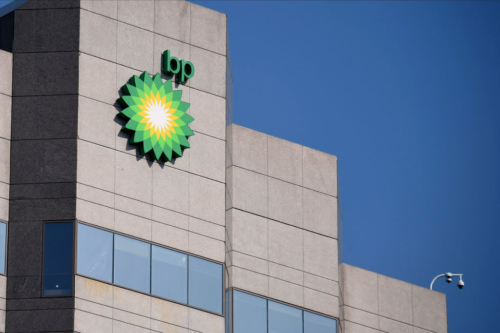BP slashes management team in half amid green energy push