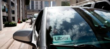 Uber said today it was piloting the installation of screens in 400 cars to help stop the spread of coronavirus.