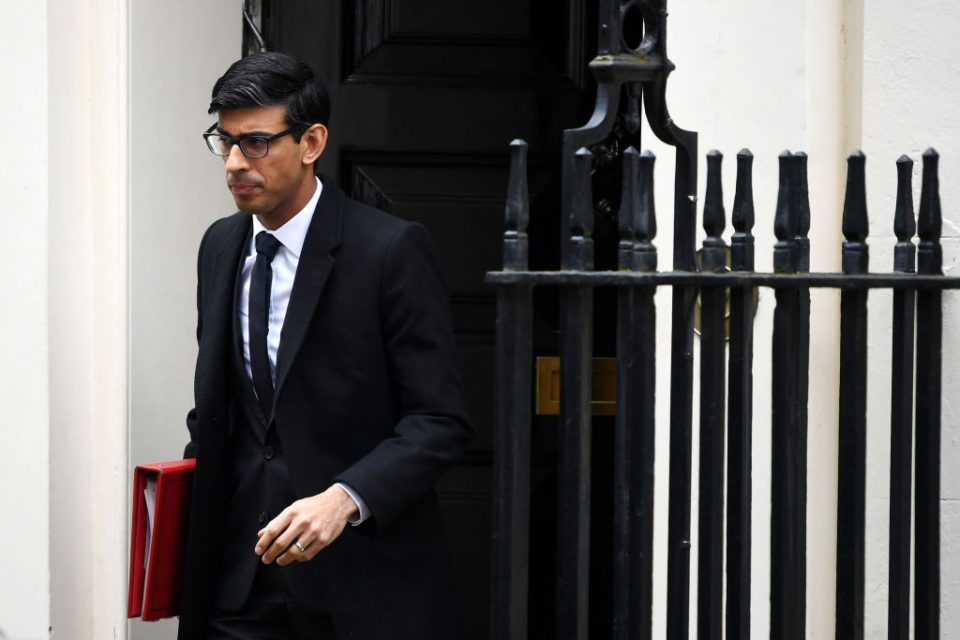 Rishi Sunak: UK set for 'significant recession'