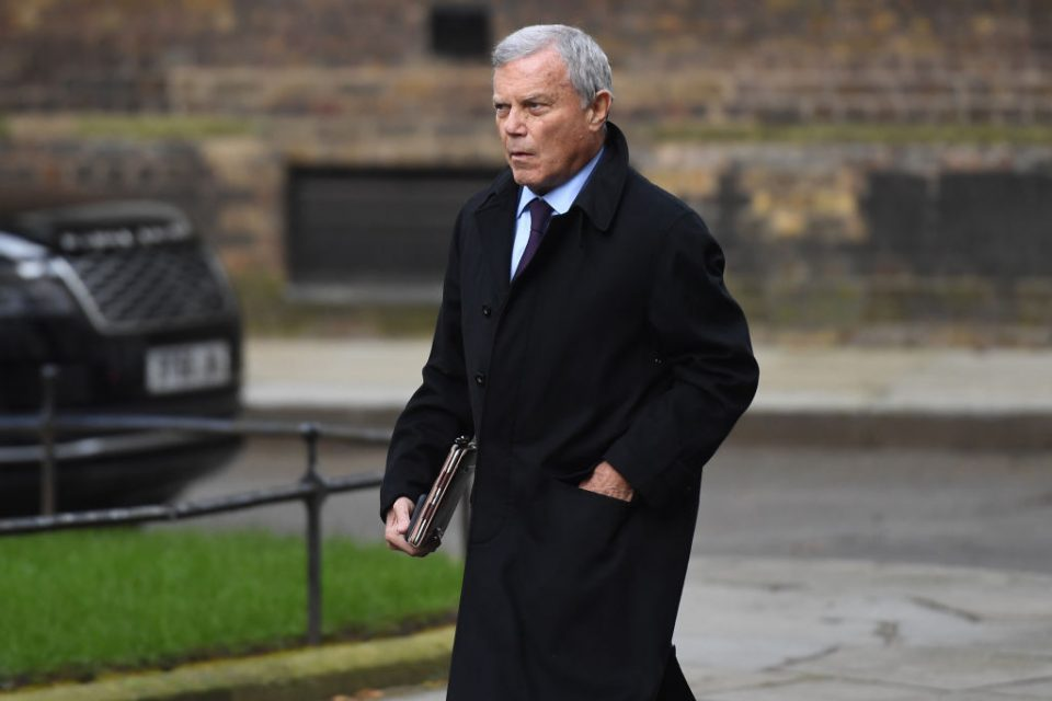 Prior to coronavirus, one would have said that Sir Martin Sorrell is a difficult man to imagine confined to his house. With the new normal of global pandemic, we do not have to imagine.