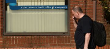 UK jobless claims soared 69 per cent to 2.1m in April