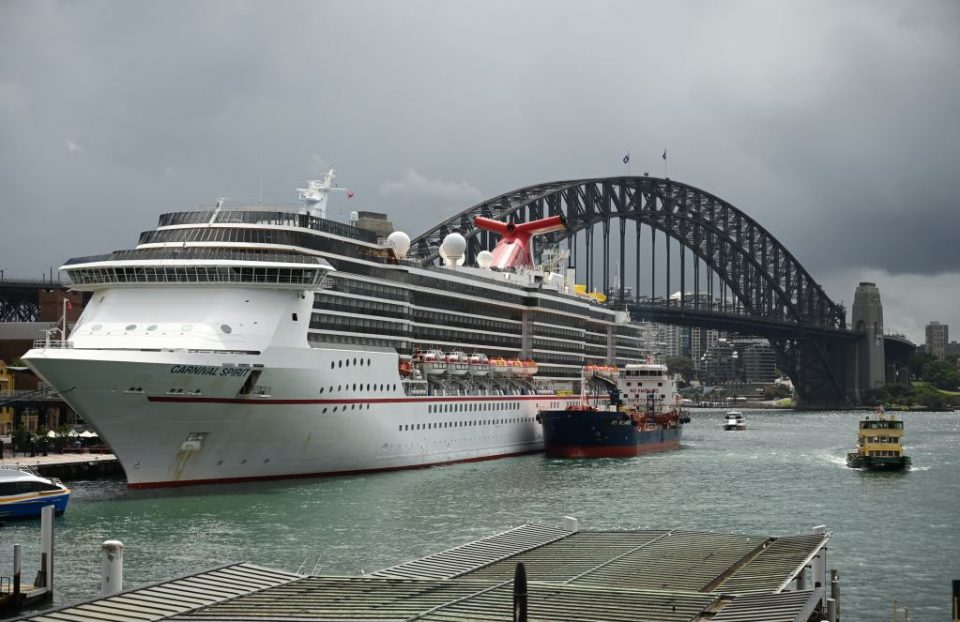 Cruise firm Carnival set for the drop in FTSE 100 reshuffle
