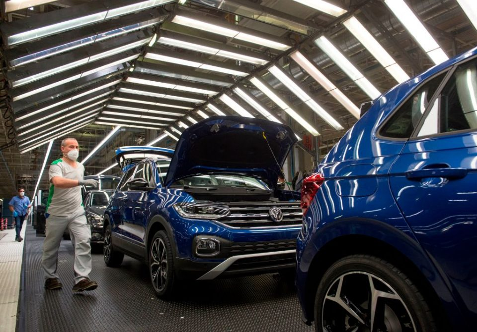 Volkswagen has warned that the car industry is likely to come under even more pressure as parts makers increase the prices of crucial components