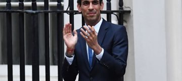 Chancellor Rishi Sunak made bounce back loans available today for small businesses suffering the fallout of the coronavirus lockdown
