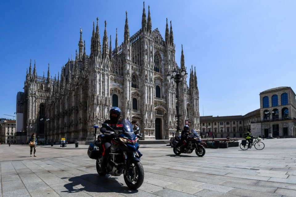 Italy was the first European country to be hit hard by the coronavirus pandemic and it is now one of the first beginning to ease its draconian lockdown measures to lessen the economic damage of the crisis.