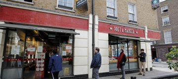 Pret to cut staff hours in coronavirus restructuring