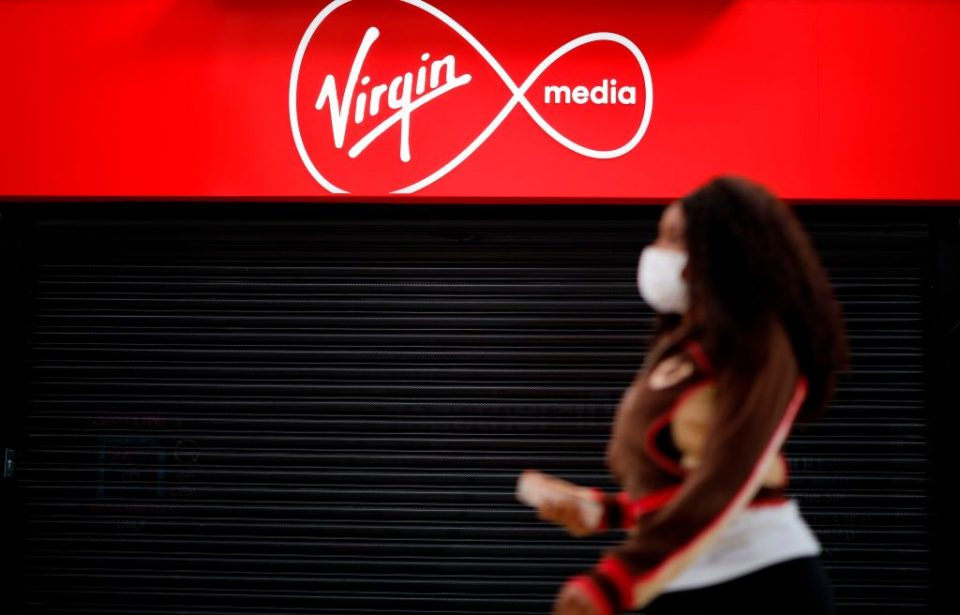 O2 and Virgin Media confirm merger to create £31bn telecoms player