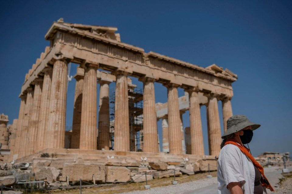 A second tragedy: Greek economy could shrink by 13 per cent this year