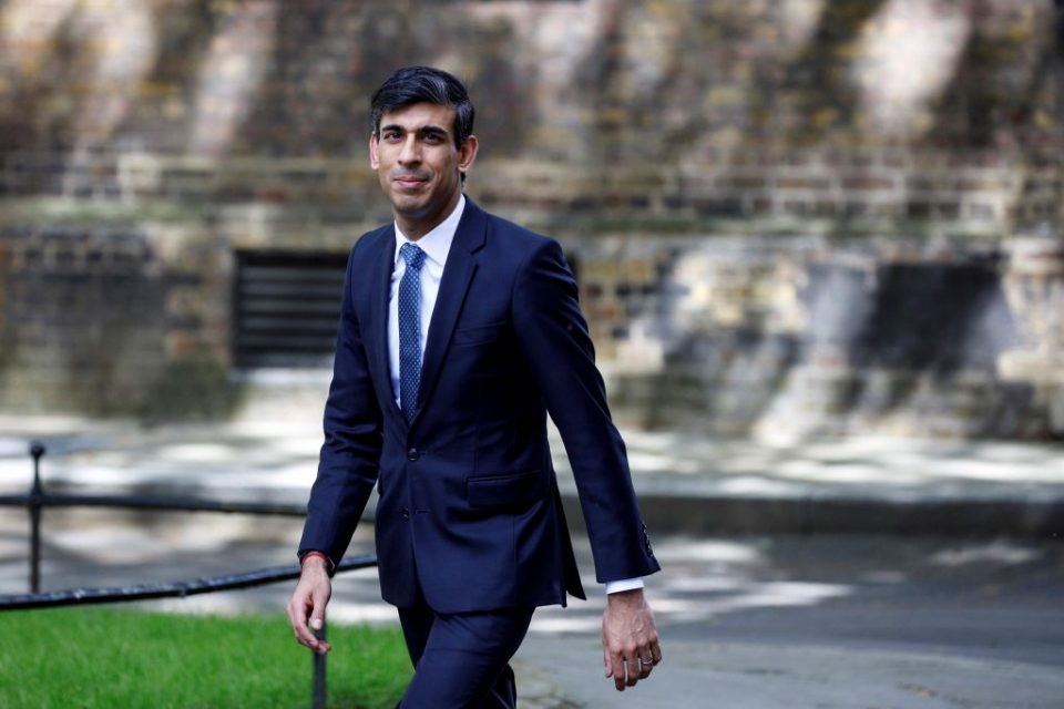 Chancellor Rishi Sunak this afternoon announced that firms will have to begin contributing towards the government's furlough scheme from August.