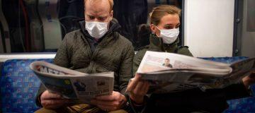 London Closes Dozens Of Tube Stations Amid Efforts To Curb Coronavirus