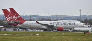 Virgin Atlantic will cut a third of its workforce and cease its operations at Gatwick airport in a bid to survive the coronavirus crisis, the embattled airline announced today.
