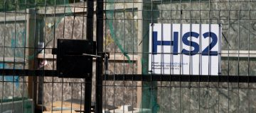 Protesters Blockade HS2 Rail Project Sites Around London