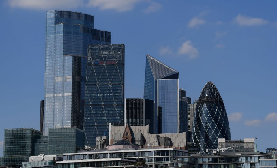 FTSE 100 falls on new coronavirus cases and US-China tensions