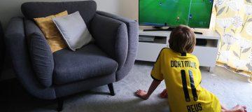 Children's exposure to TV adverts halves over last decade