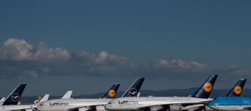 German state airline Lufthansa has said that hundreds of its aircraft will remain grounded until 2023 due to the prolonged impact of coronavirus on global aviation.