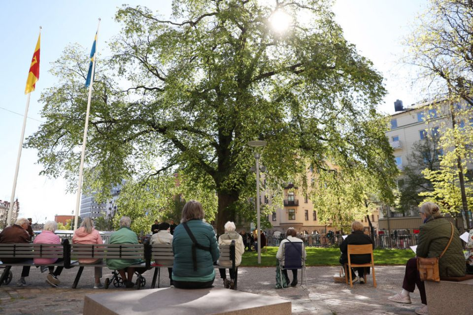 Swedes Observe Ascension Day As Country's Lax Coronavirus Strategy Draws Further Scrutiny