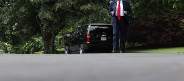 White House economic adviser Larry Kudlow has sought to soothe inflamed tensions between the US and China as Donald Trump increased his criticism of Beijing