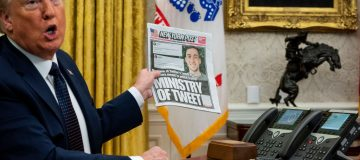US president Donald Trump has this evening signed an executive order designed to weaken the legal protections around social media companies.