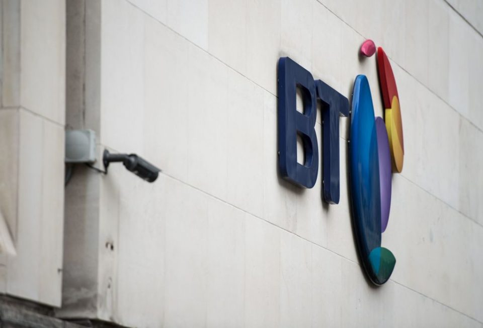 BT could sell off a large stake in Openreach for £20bn, according to reports