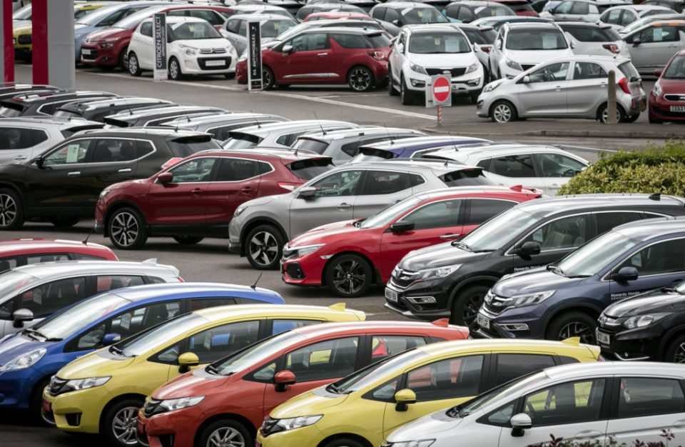 UK car sales tanked to their lowest level since 1946 in April 2020 amid the coronavirus crisis, SMMT statistics indicate today