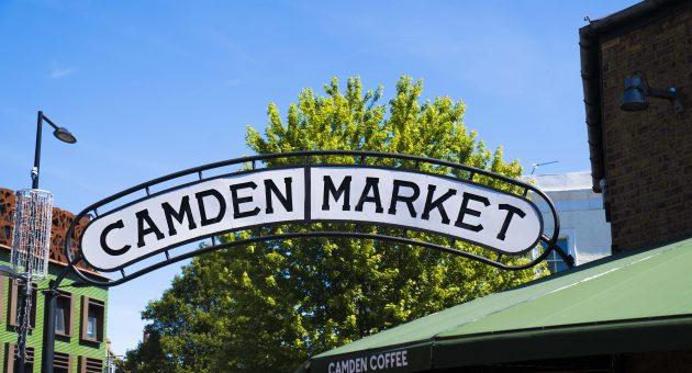 Camden Market to operate one-way system as it prepares for June reopening