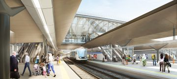 Vital London transport projects, including a new rail branch deemed vital to the success of HS2, may have to be mothballed due to continued uncertainty over Transport for London's future funding.