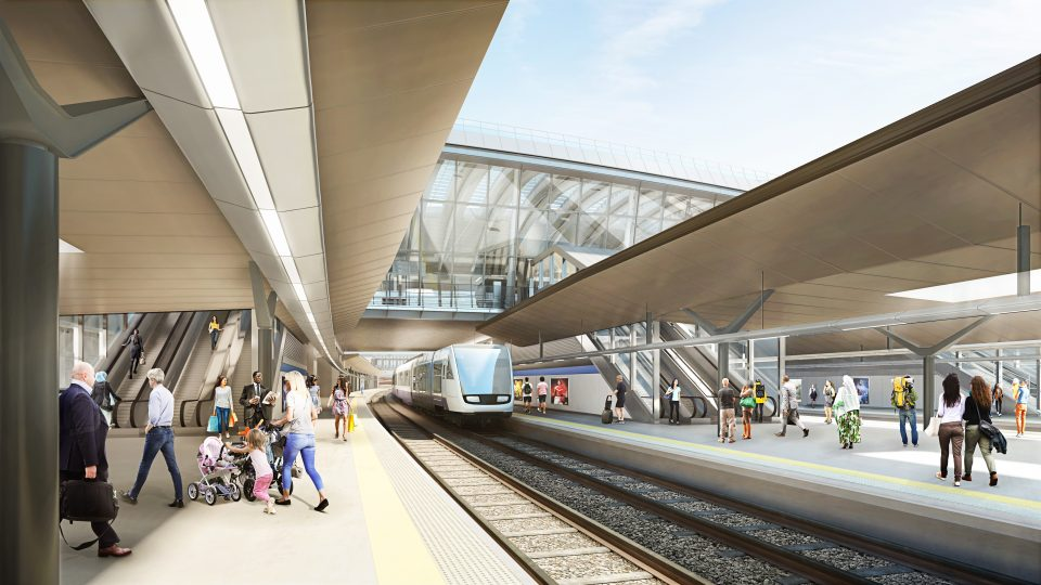 HS2 rail hub at Old Oak Common receives planning approval