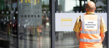 Ikea introduces social distancing wardens as it prepares for reopening