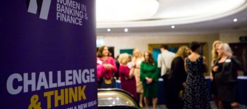 Women in Banking & Finance are recruiting a new President