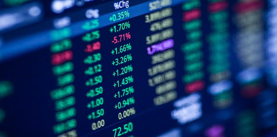 Stock exchange market data
