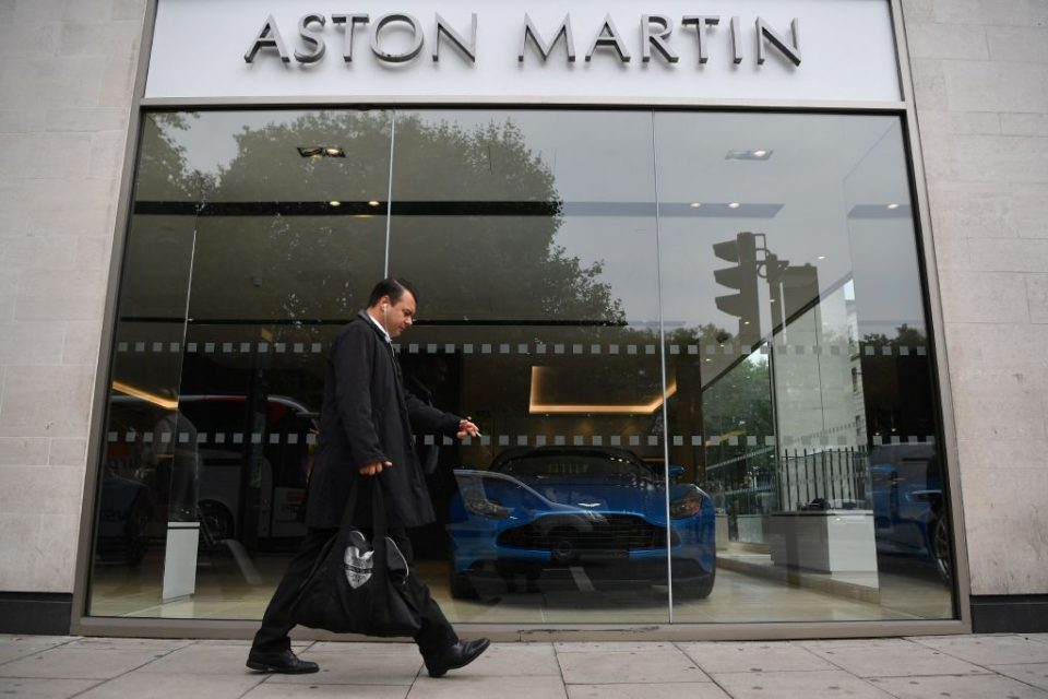 Aston Martin today announced that Kenneth Gregor would join the iconic carmaker as its new finance chief as it continues its business reset after a tumultuous two years.