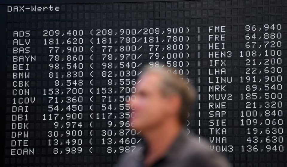 GERMANY-FINANCIAL SERVICES-DAX-BANK-COMMERZBANK