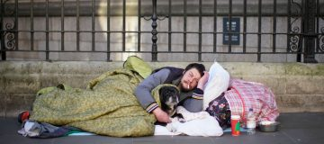 London Opens Emergency Shelters As Temps Drop