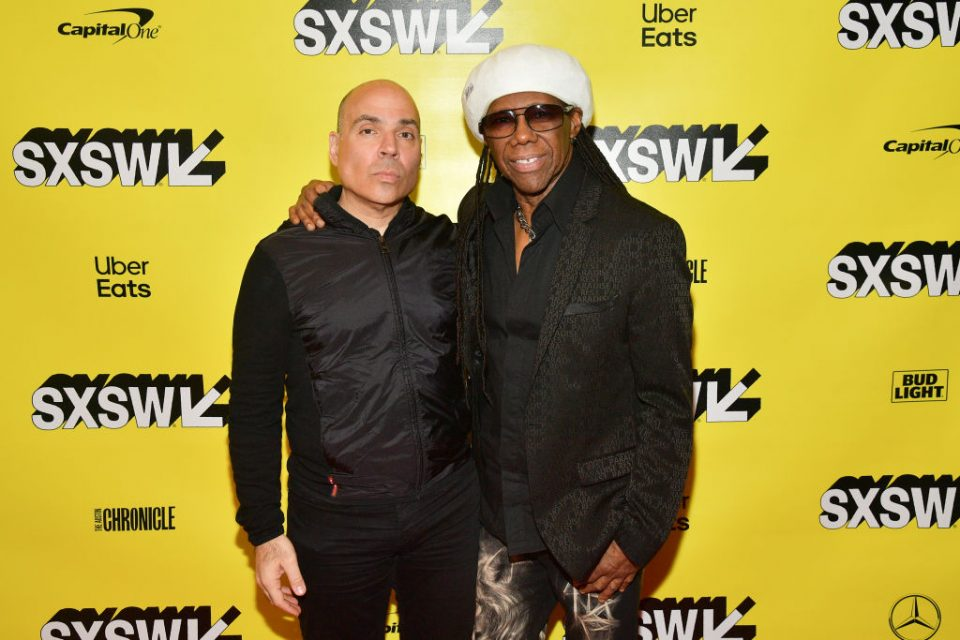 Featured Session: Nile Rodgers