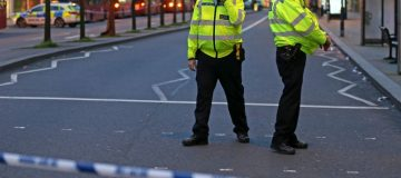 BRITAIN-ATTACK-TERROR-POLICE